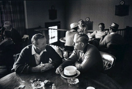 Arnie & Jack #1 Laurel Valley GC, Ligonier, PA  1965 PGA Championship