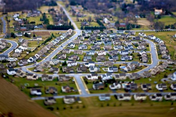 Vincent Laforet   Southridge Farms II, 2008  Lancaster County, PA