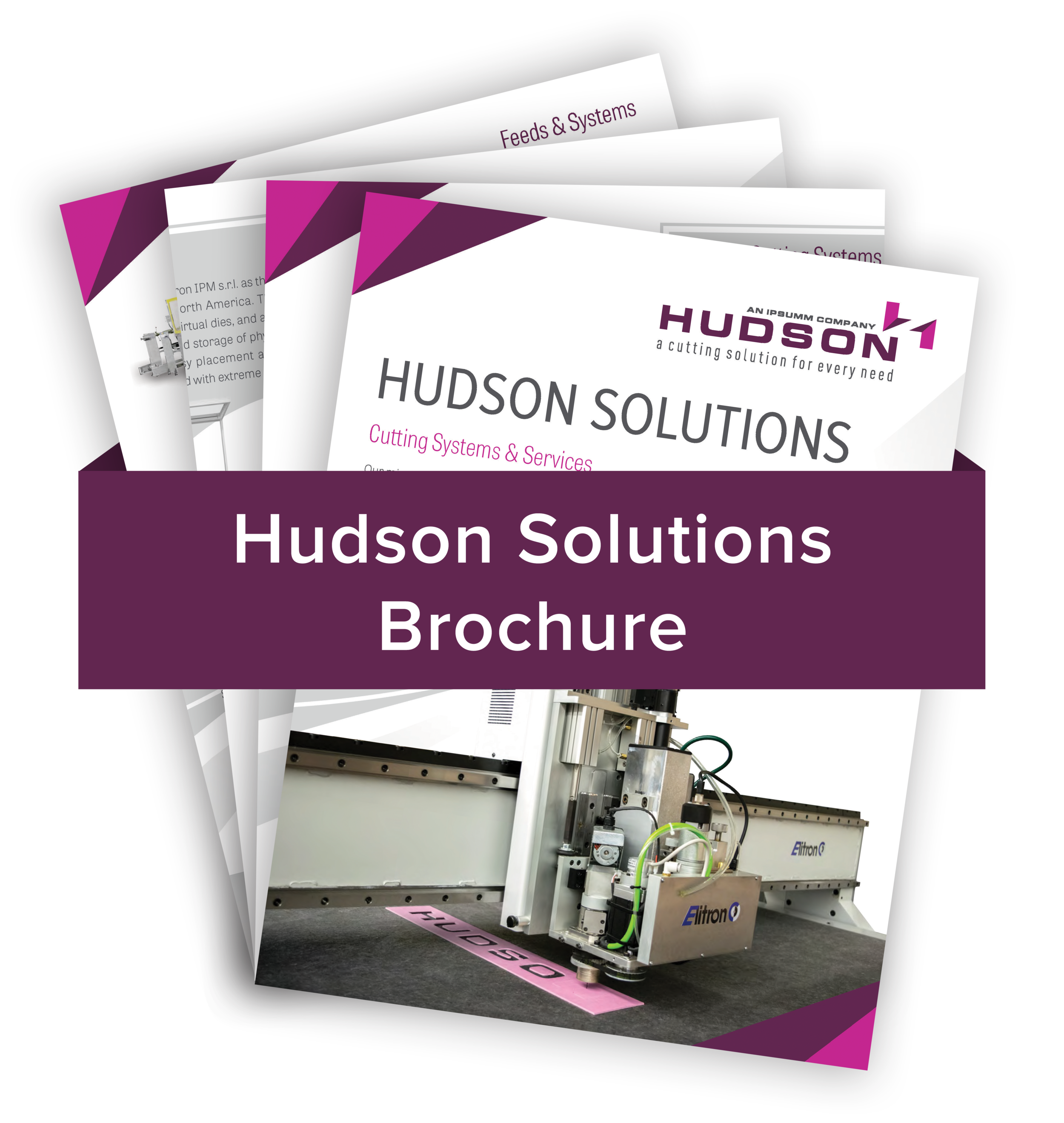 Download the Hudson Solutions brochure to see our full range of problem solving machines and services! Click the image, or  click here to view.
