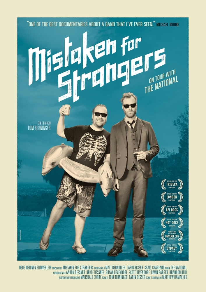 MISTAKEN FOR STRANGERS TRAILER