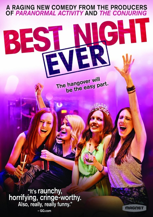 BEST NIGHT EVER TRAILER