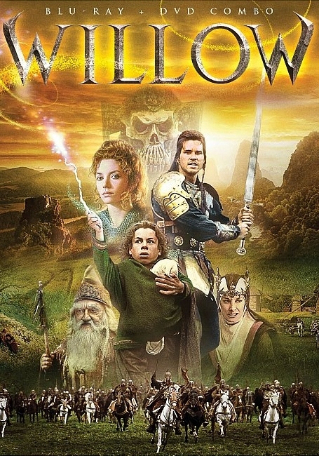 WILLOW - BluRay TRAILER
