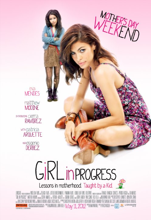 GIRL IN PROGRESS TRAILER