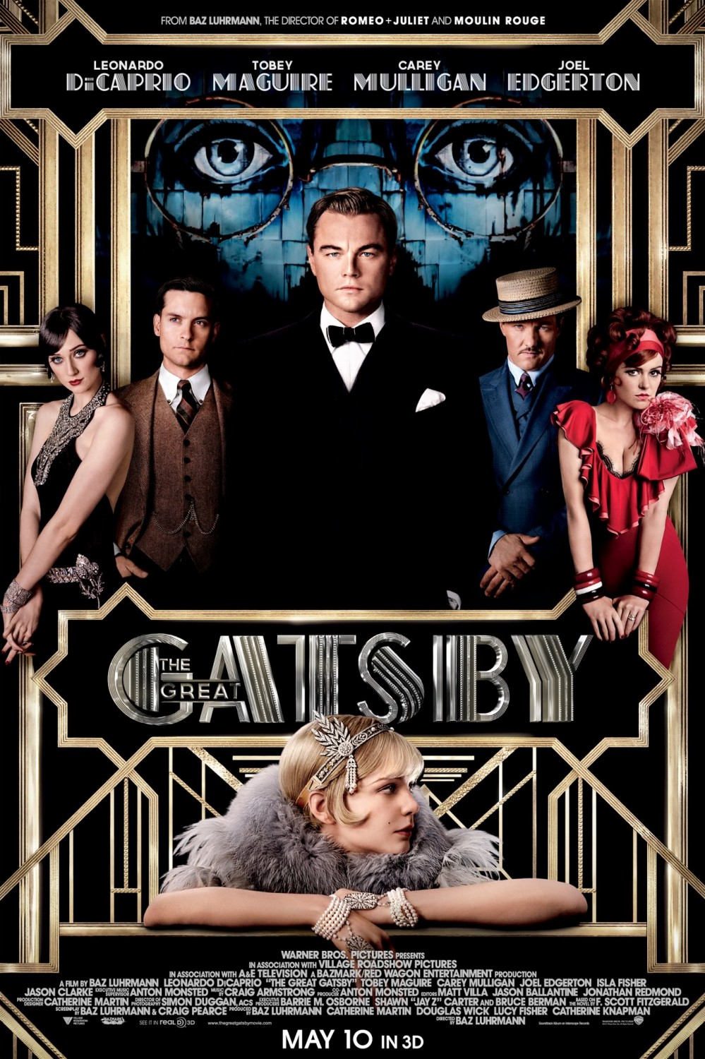 GREAT GATSBY PROMO