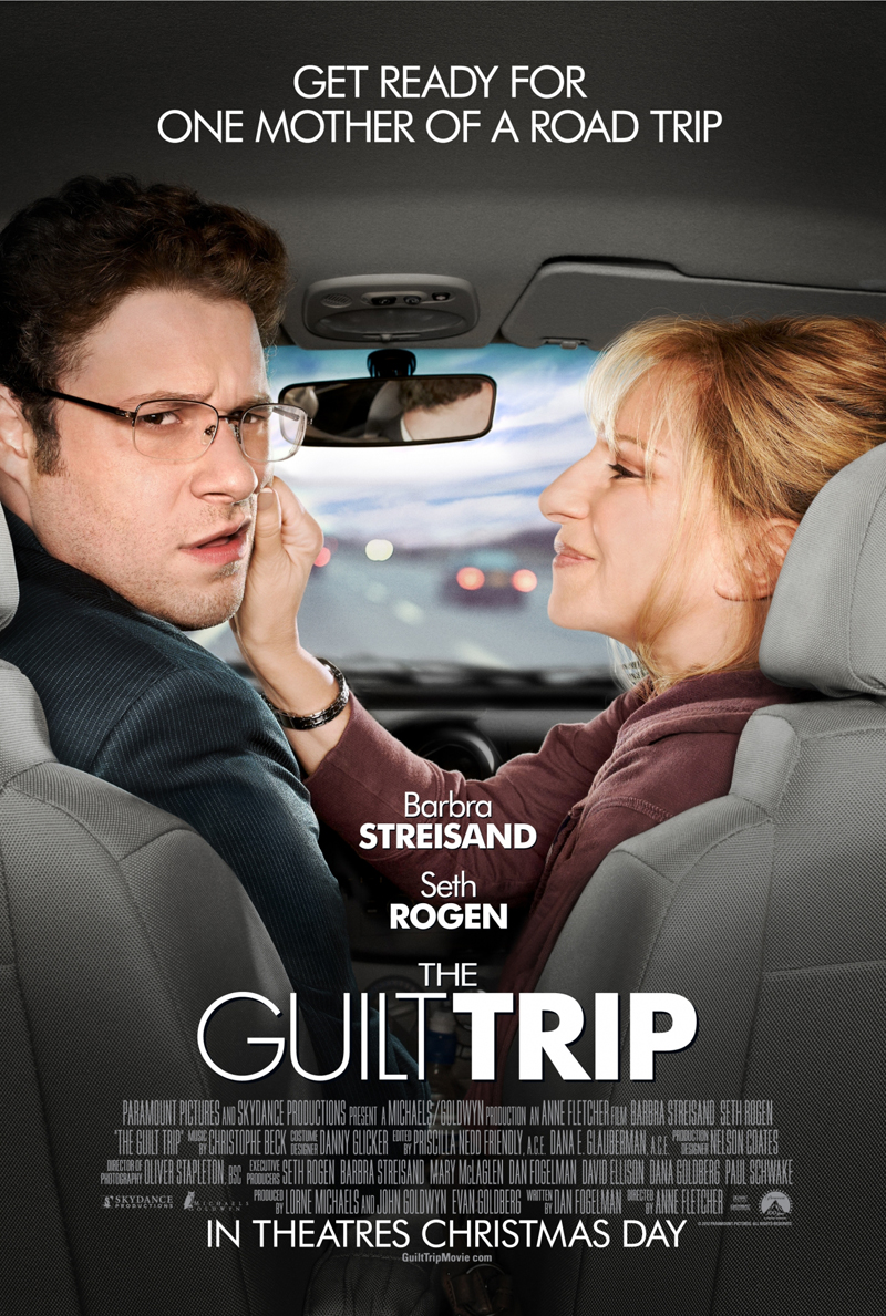 GUILT TRIP- SHARE THE RIDE TV30