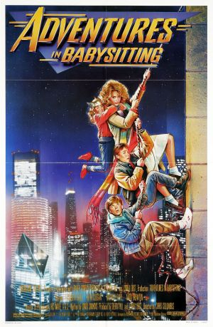 ADVENTURES IN BABYSITTING TV30
