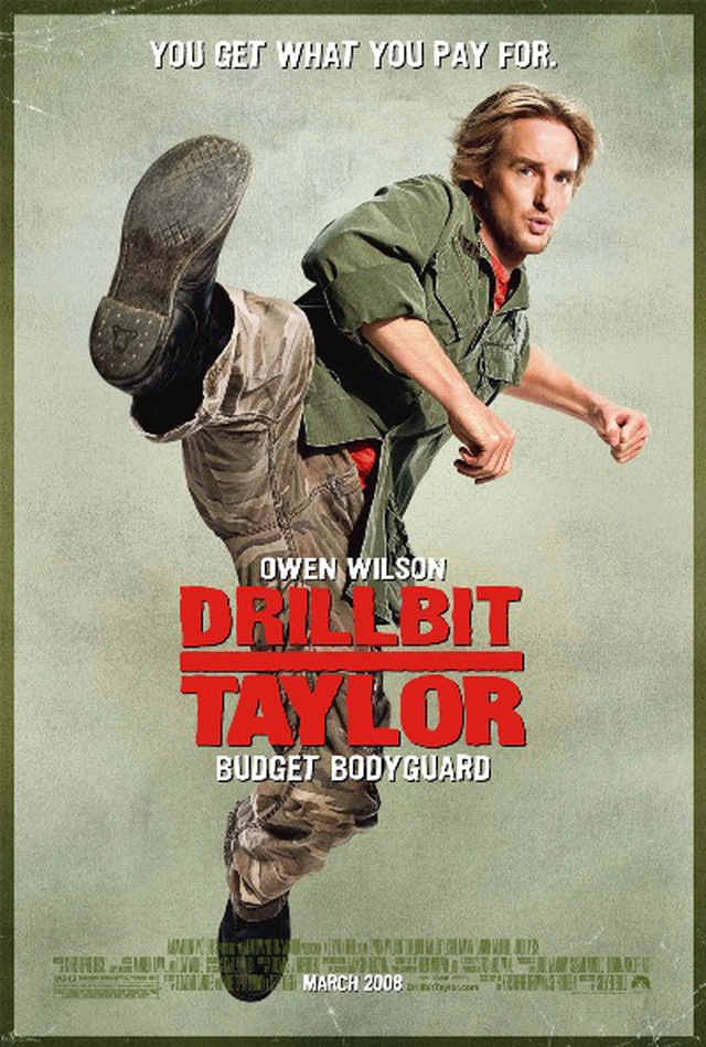 DRILLBIT TAYLOR - SUPER BOWL TV30