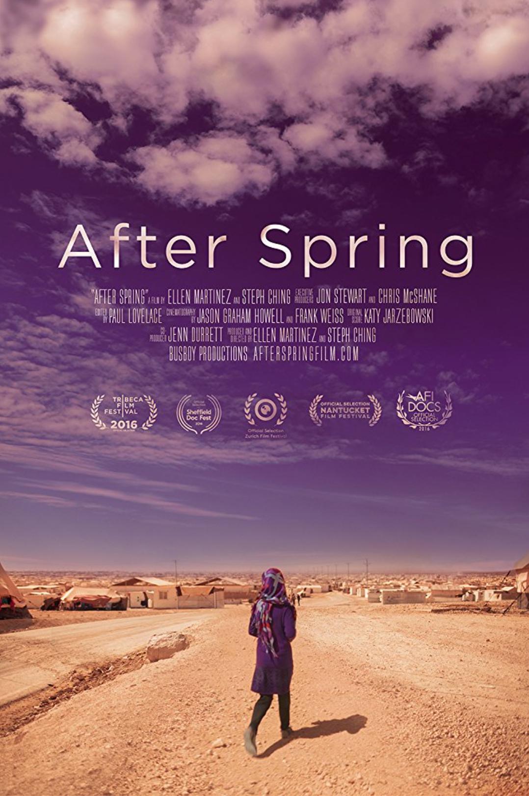 After Spring Trailer