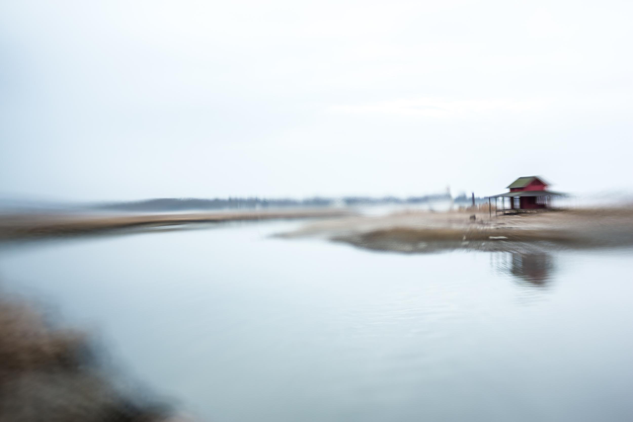 Grass Island Photograph
