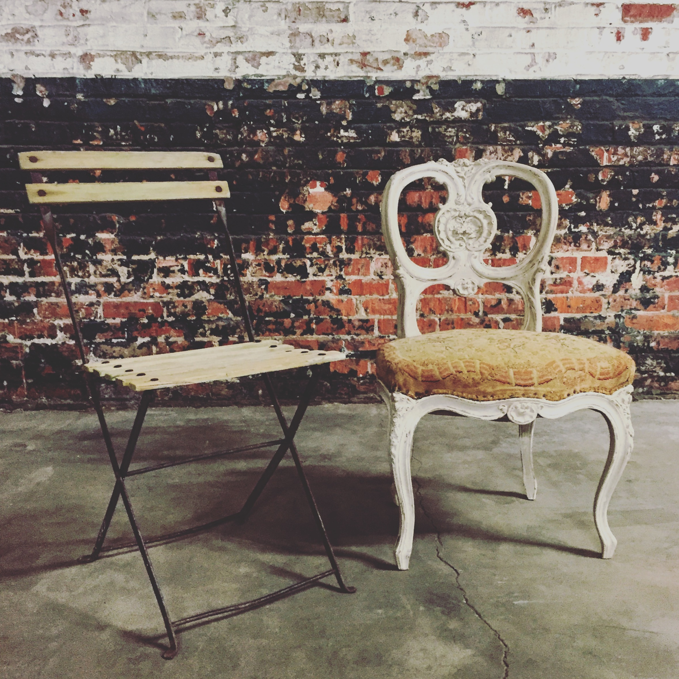 louis lavender french antique chairs