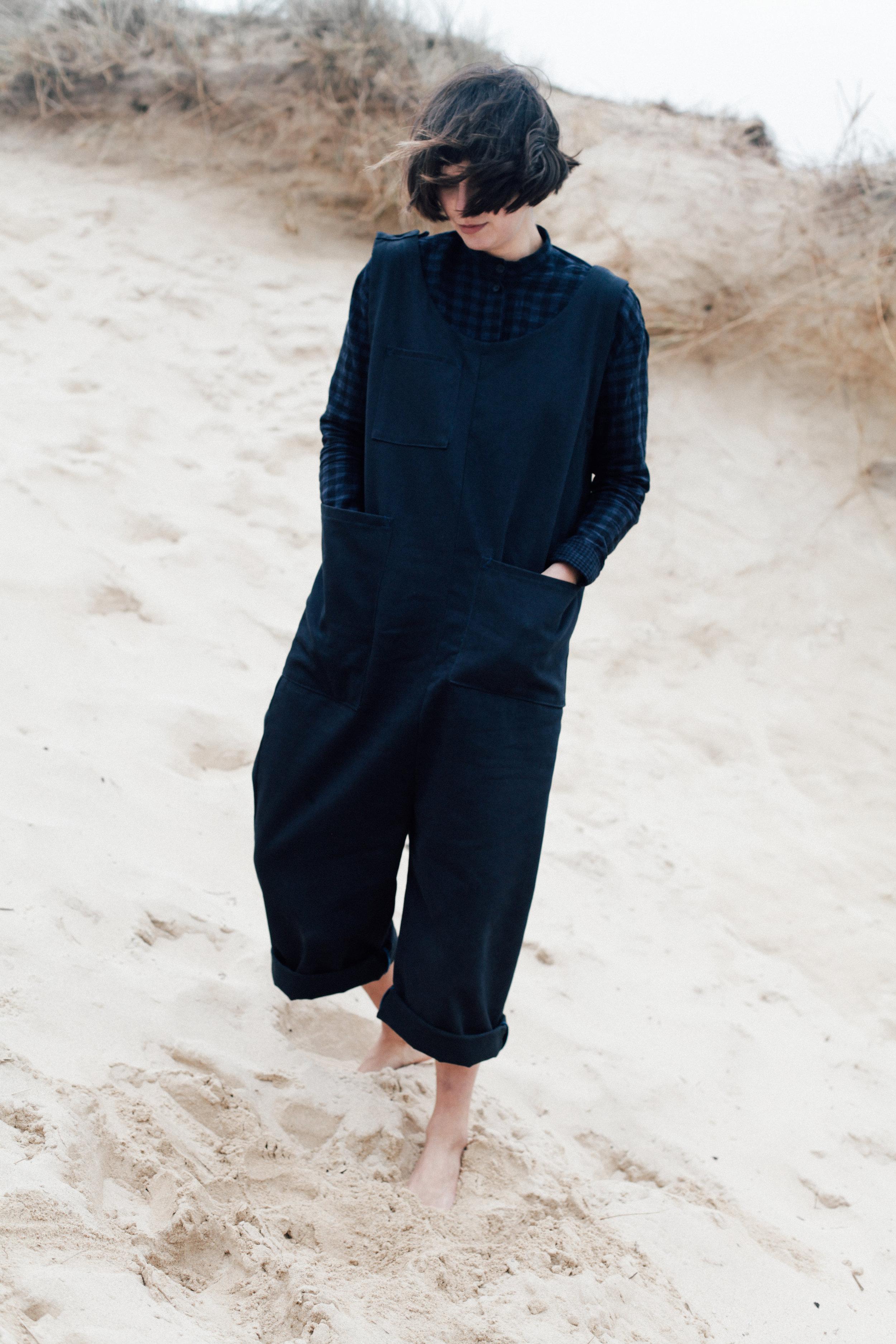 sarah johnson cabbage blue indigo clothing cast cornwall folklore