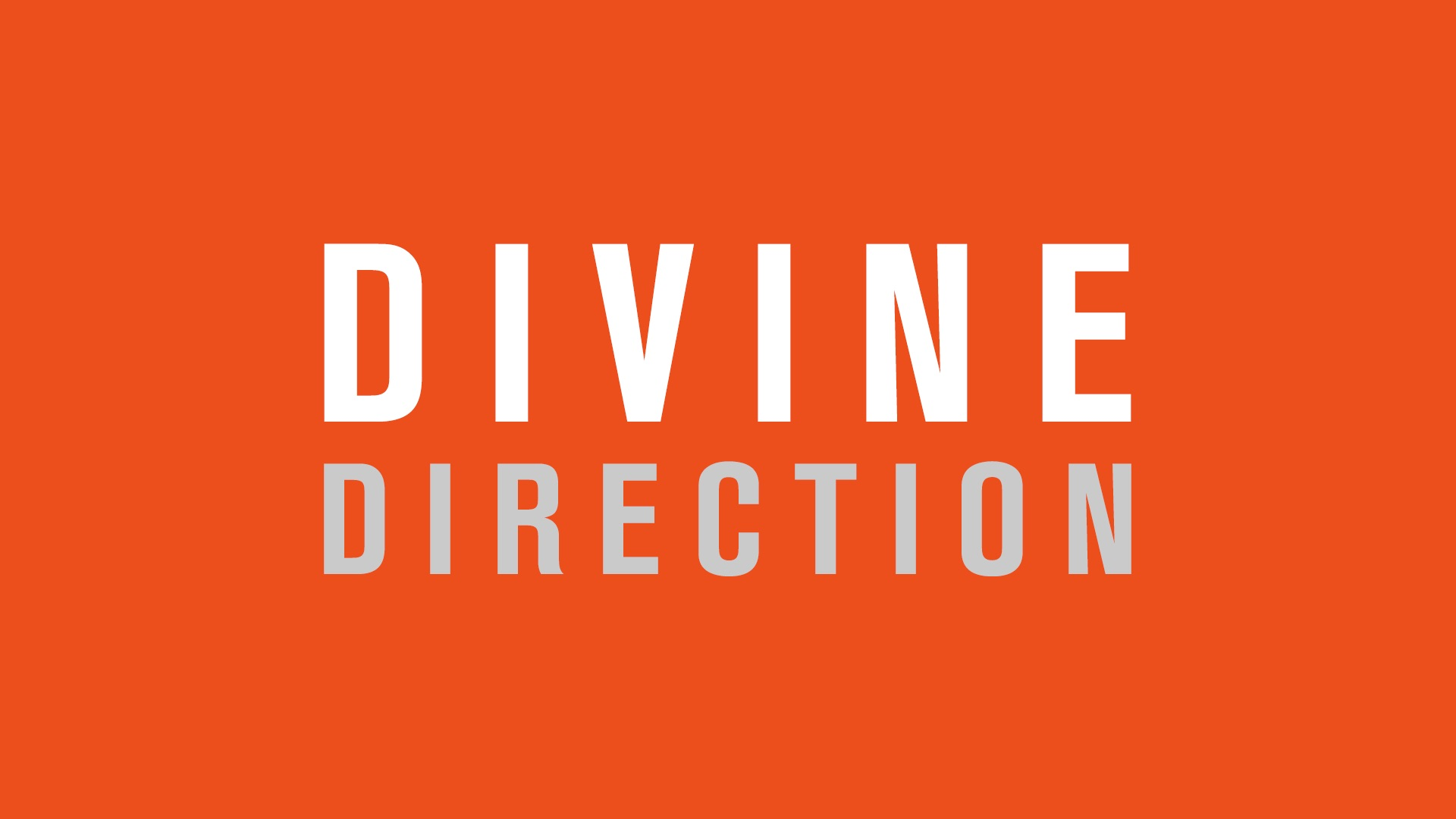 Devine Direction - Revive Christian Church