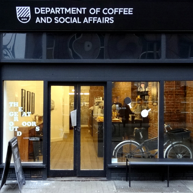 DEPARTMENT OF COFFEE & SOCIAL AFFAIRS