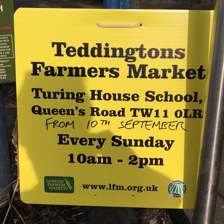 TEDDINGTON FARMERS' MARKET