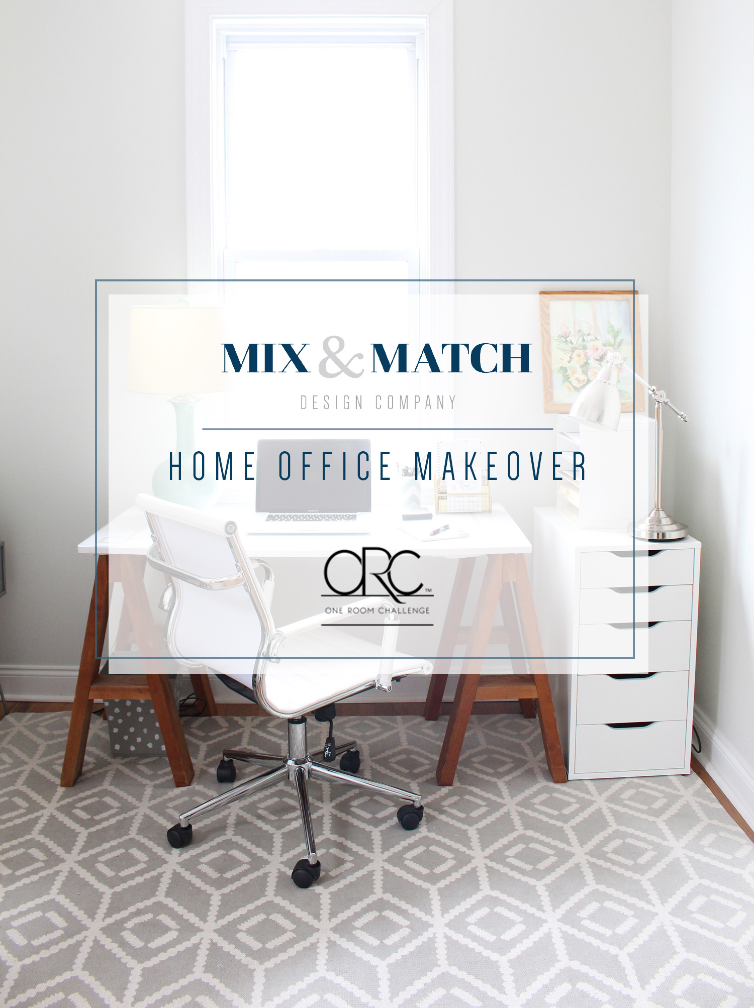 One Room Challenge - Mix & Match Design Company