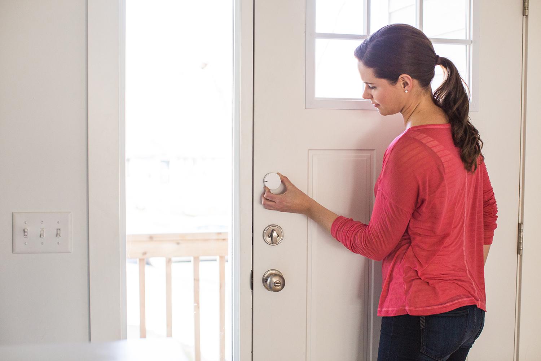 Notion Door Sensor for smart home.