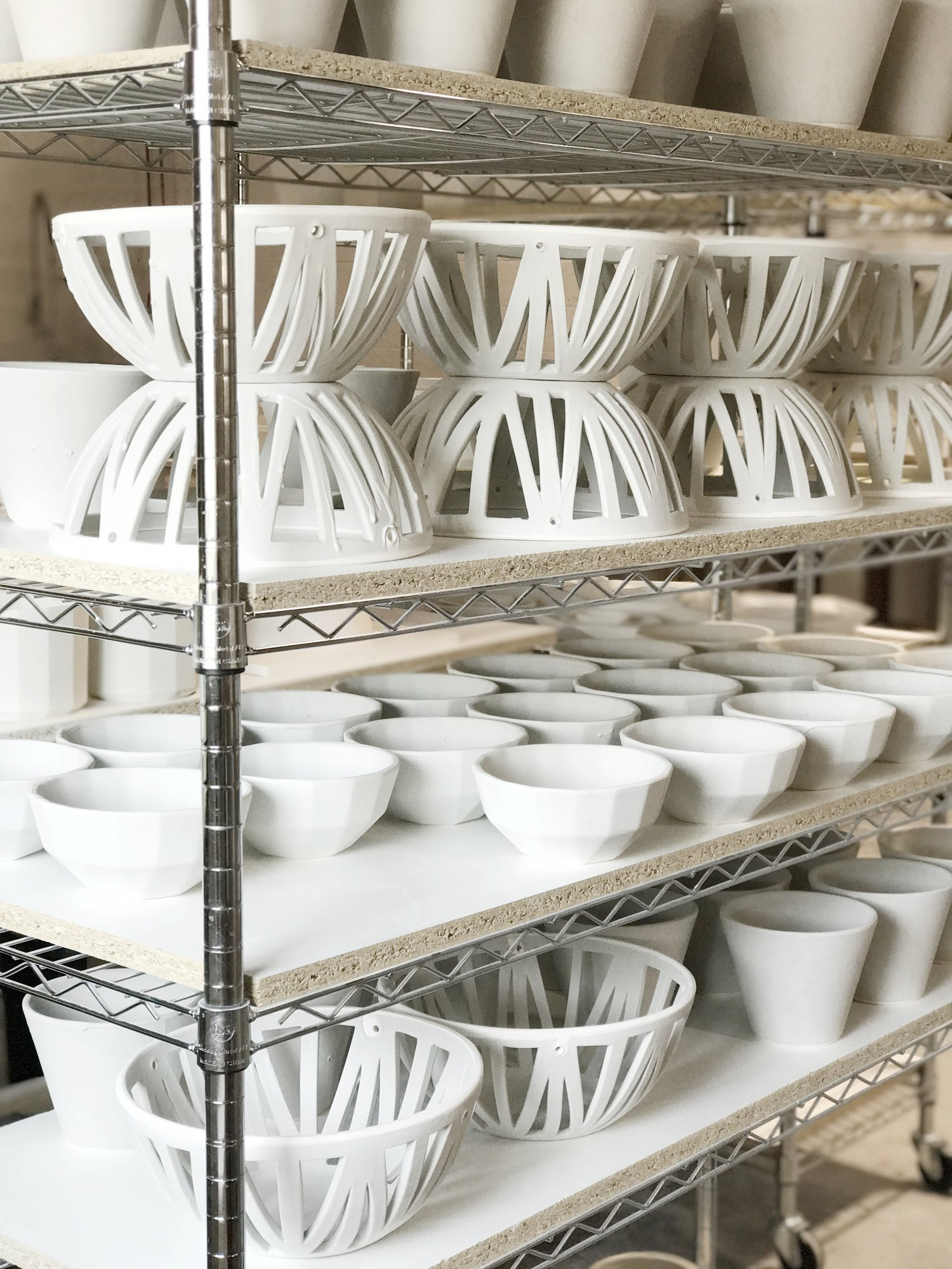 "Come ""Meet the Maker"" behind Convivial Production - a modern ceramics company."