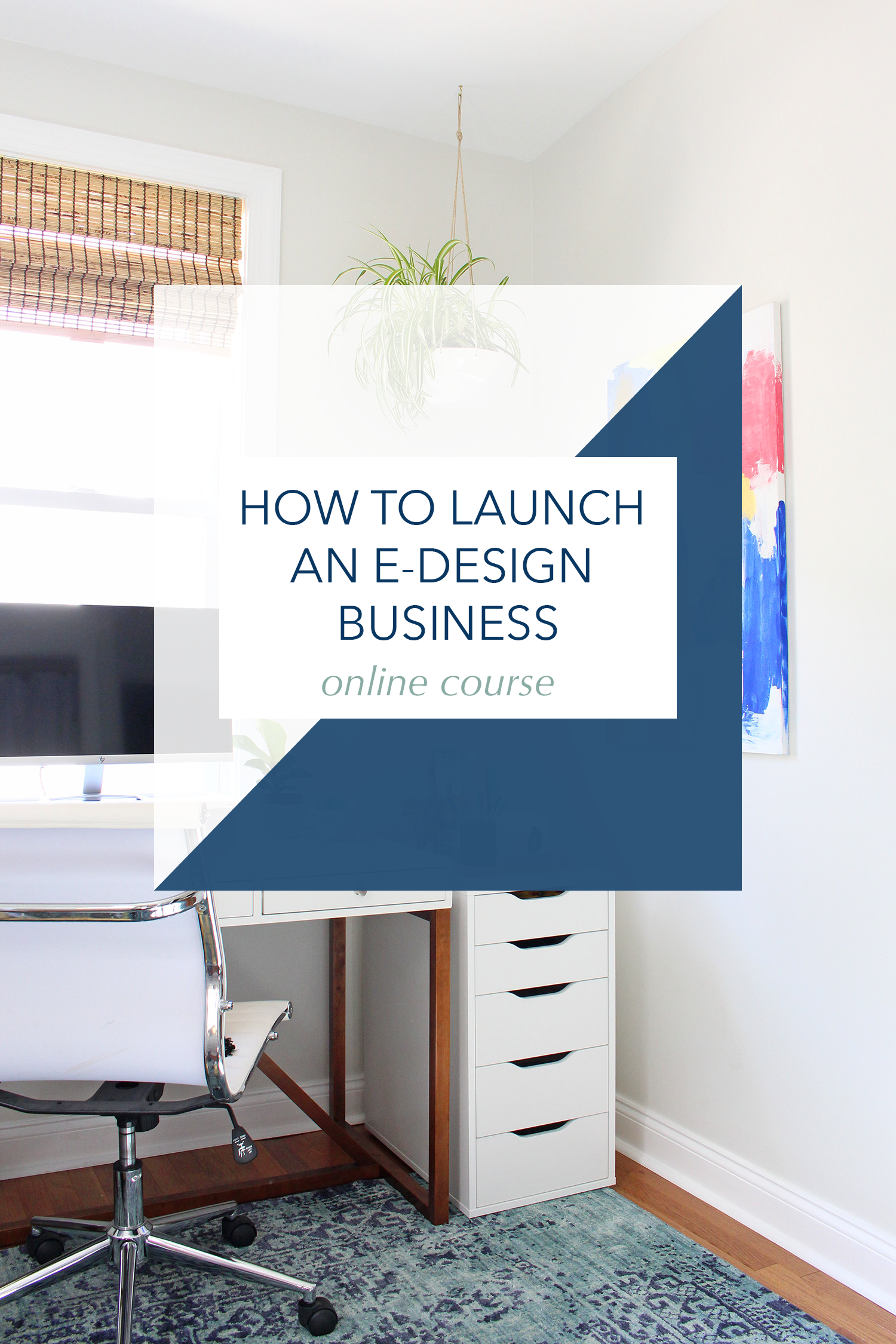 Want to learn how to start your own e-design business? This online course is ready to help you launch! Chaney Widmer from Mix & Match Design Company will teach you how to get started quickly and begin offering your online interior design services to clients before you know it.