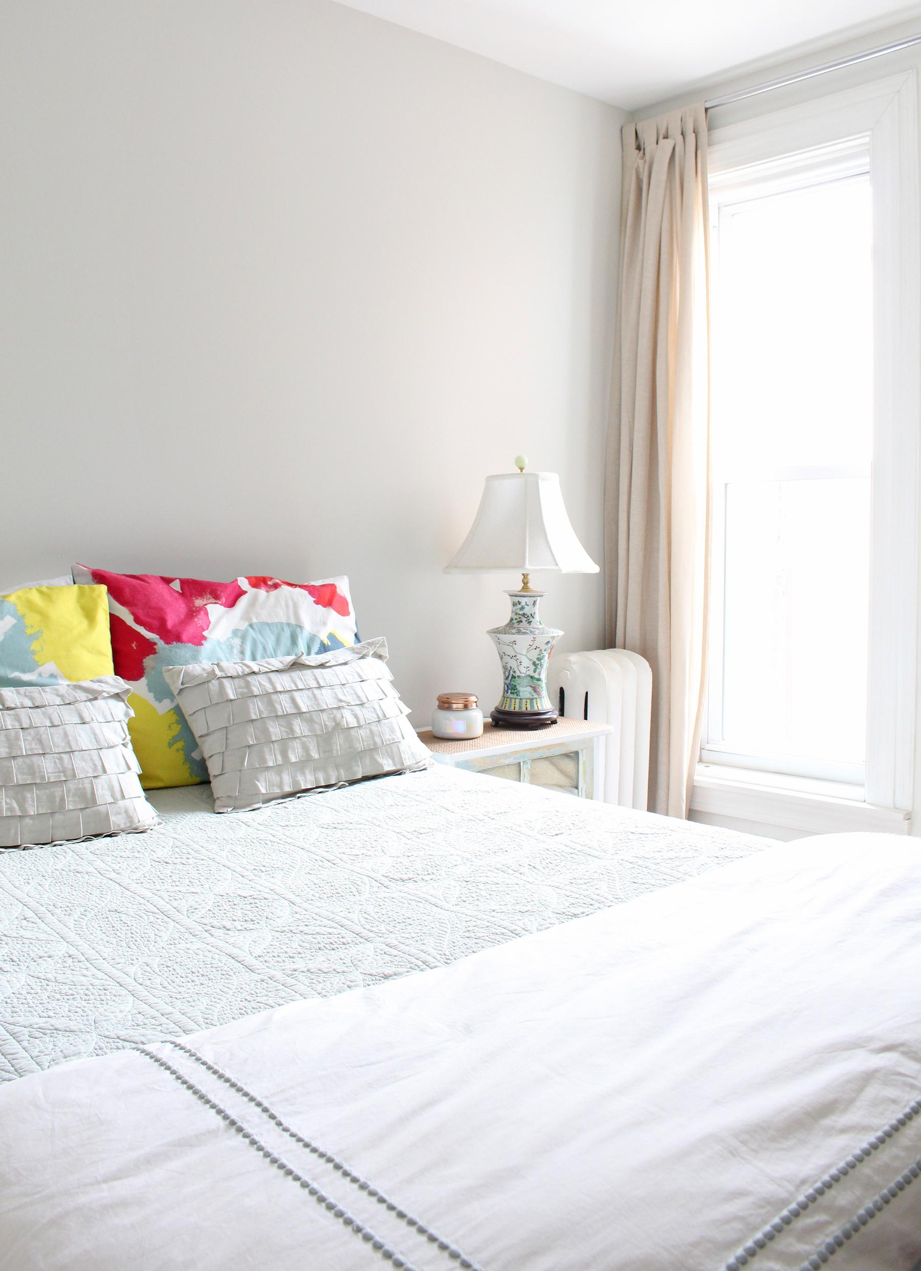 Guest Bedroom Before | One Room Challenge Spring 2018