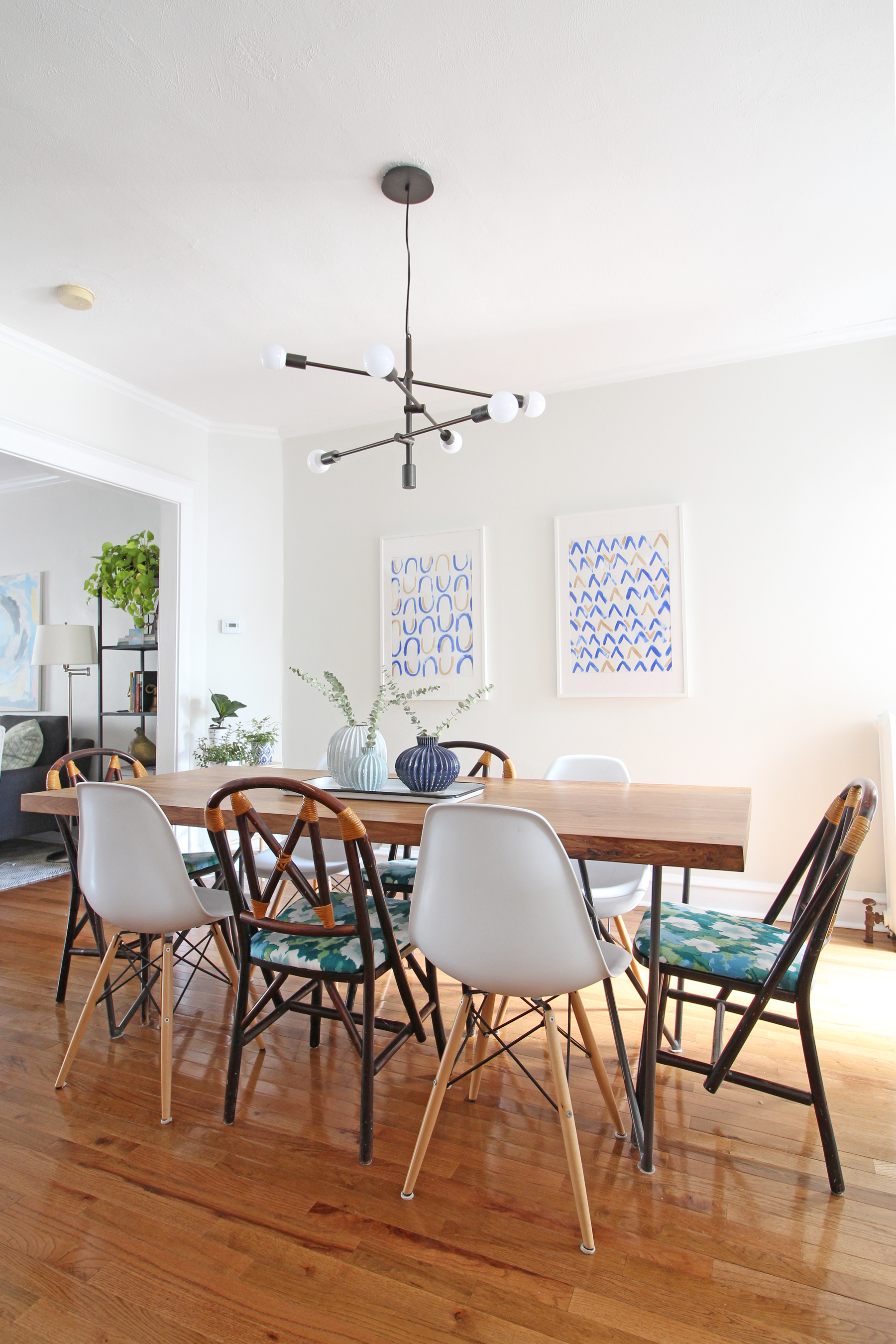 """Think Like A Decorator: Ten Tips For Creating A Beautiful Home. Looking for some design """"rules"""" to follow when you're putting together your space? I've got you covered with some decorating guidelines on the blog!"""