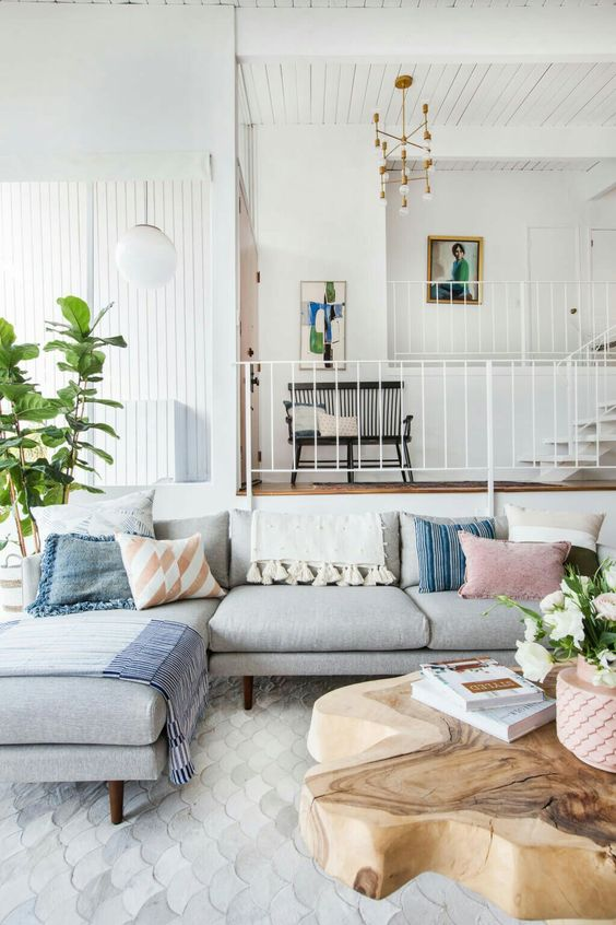 Buying a sofa soon? There's a lot to think about! Here's a guide to helping you think through how to find the perfect couch for your home. // gray sofa, how to pick a sofa, shopping for a sofa, sofa buying tips.