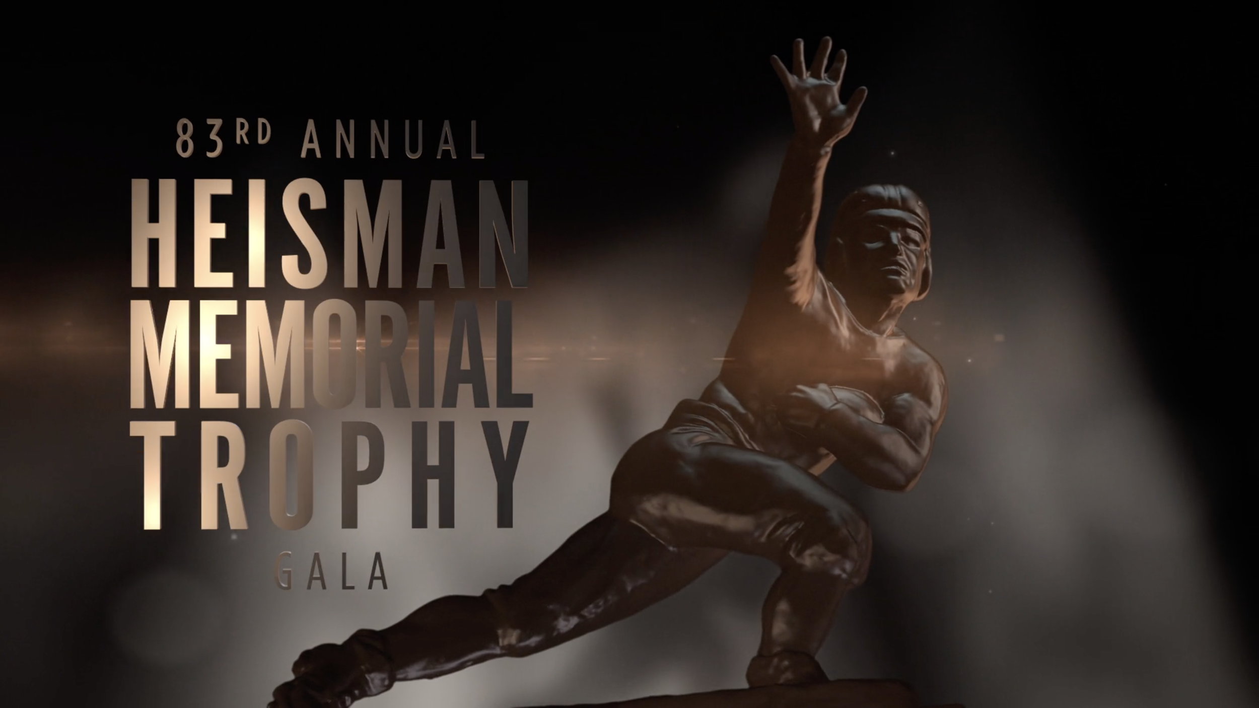 Heisman Trophy Awards 2018