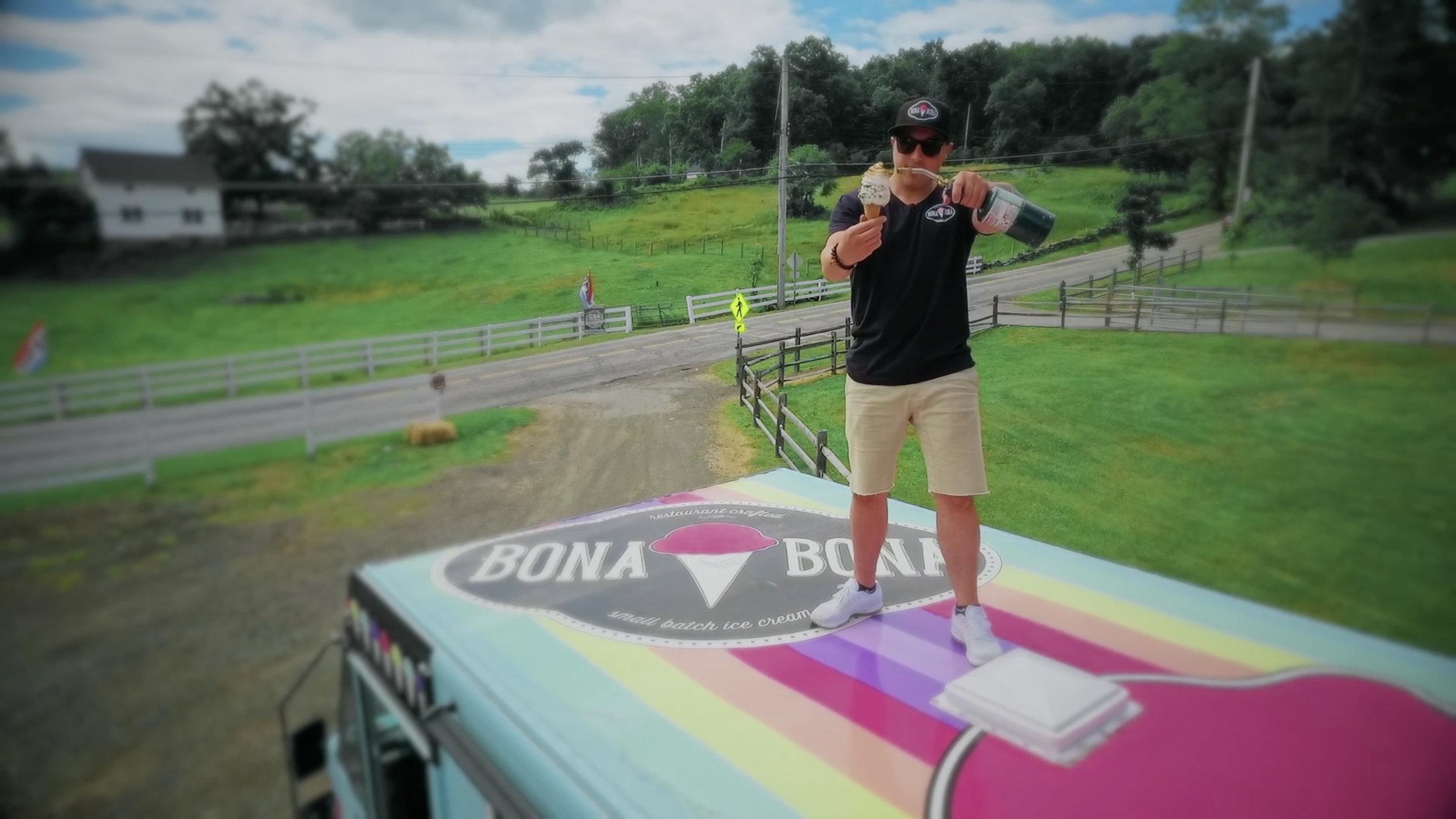 Bona Bona Ice Cream  Food Truck Friday