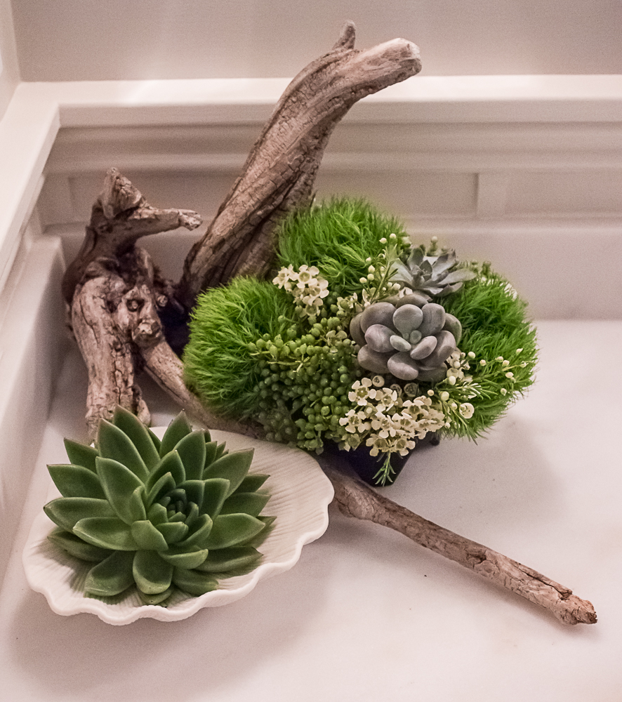 Pebble and Branch Floral