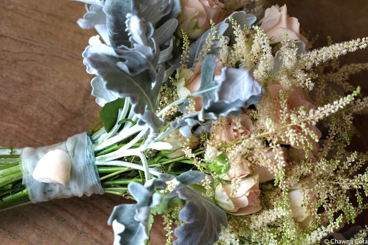 Bridal Bouquet by Pebble and Branch Floral Design