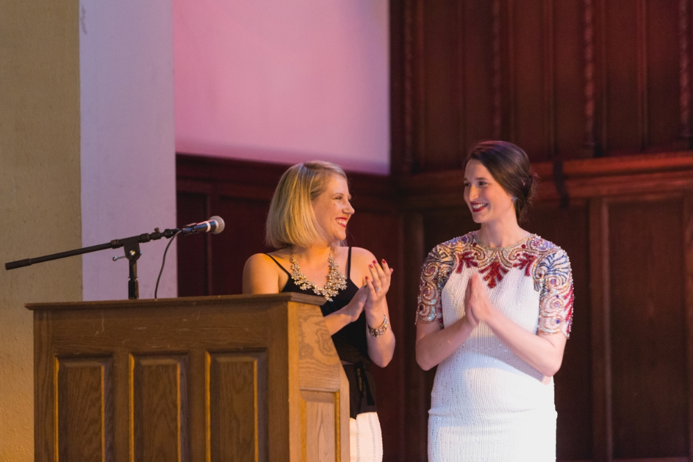 Unchained 2015: Stephanie Catani and Felicia Kalan