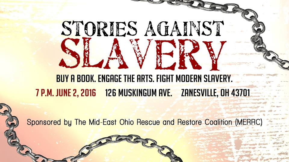 Stories Against Slavery Info Card