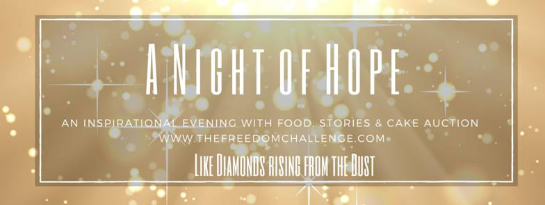 A Night of Hope Banner