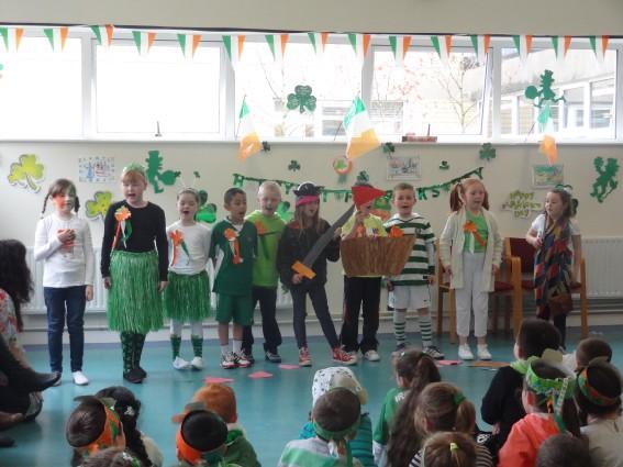 OUR LADY IMMACULATE JUNIOR NATIONAL SCHOOL   Darndale, Dublin 17     DARNDALEJNR.IE