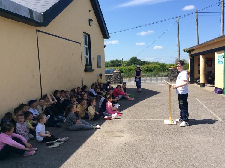 EGLISH NATIONAL SCHOOL   Ahascragh, Co. Galway     eglishns.com