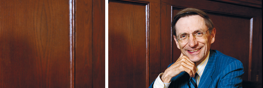 Bill Drayton is the founder and CEO of Ashoka