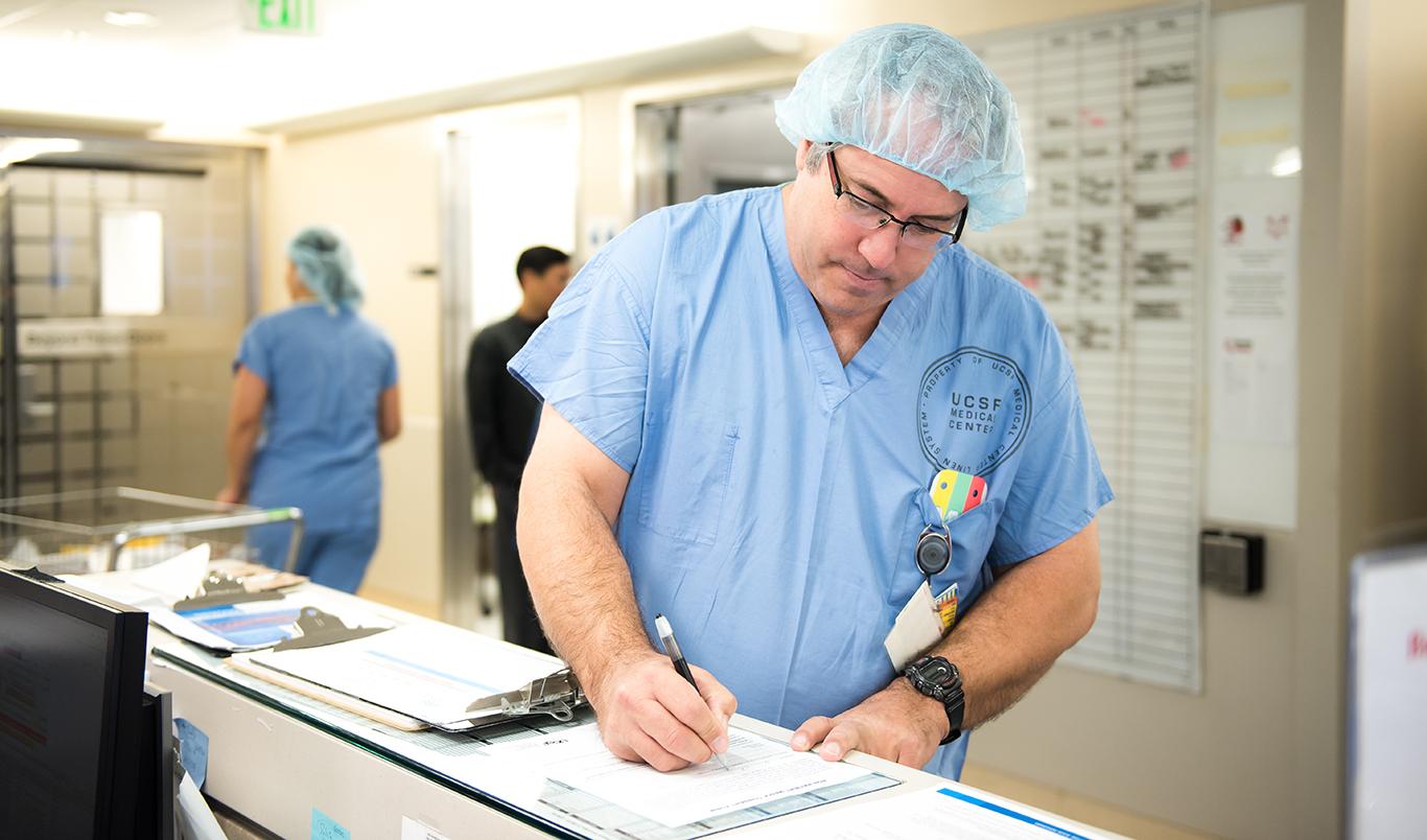 Perioperative Care — UCSF Nursing