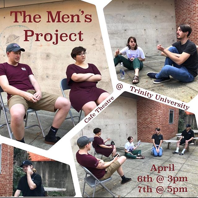 First open rehearsals tonight and tomorrow at 7:30 in Ruth Taylor Theatre building 314. Come see part of the process! #tumensproject