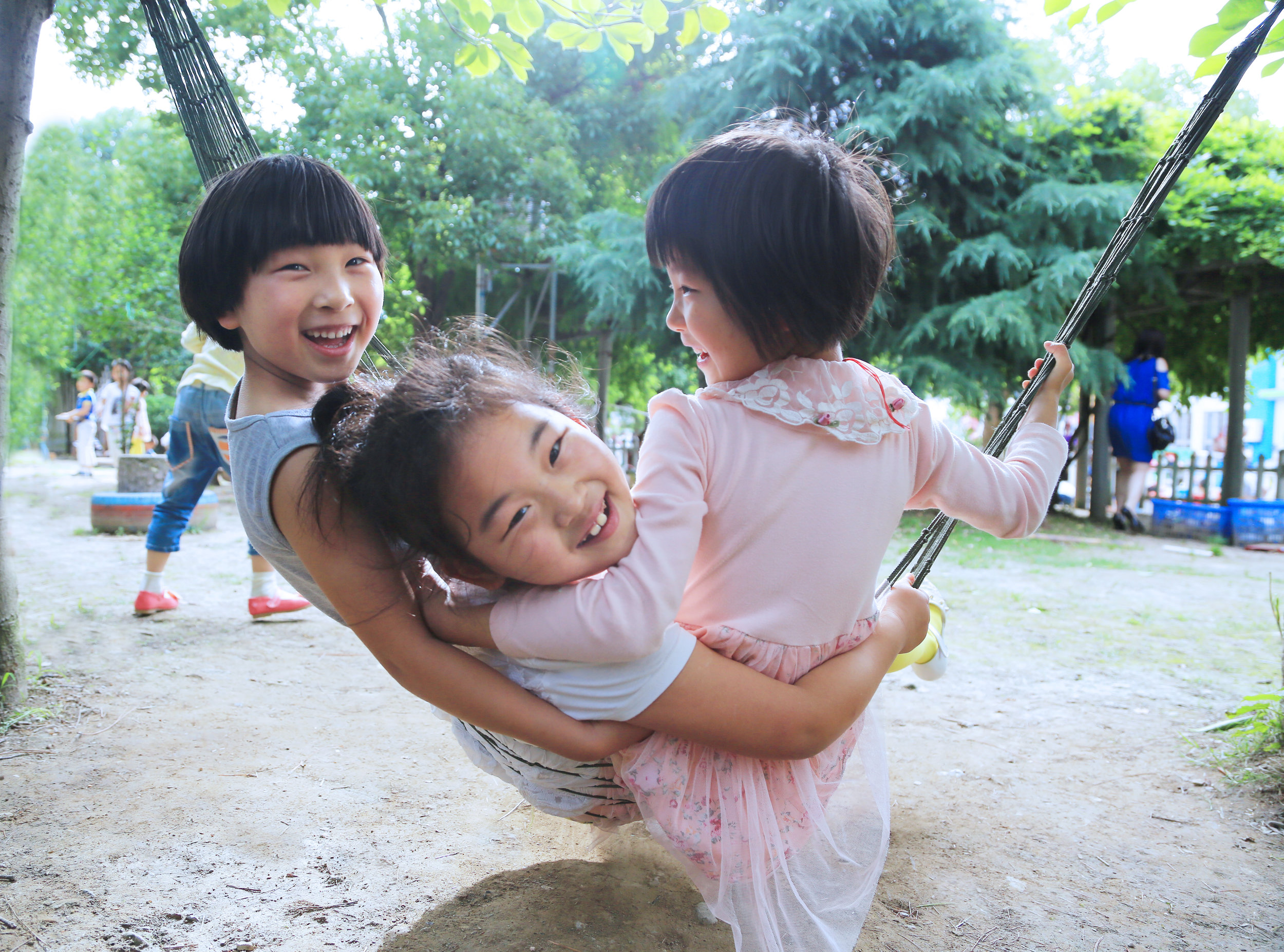 Love is the foundational value of Anji Play