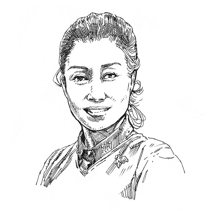 Miss Cheng Xueqin.jpg