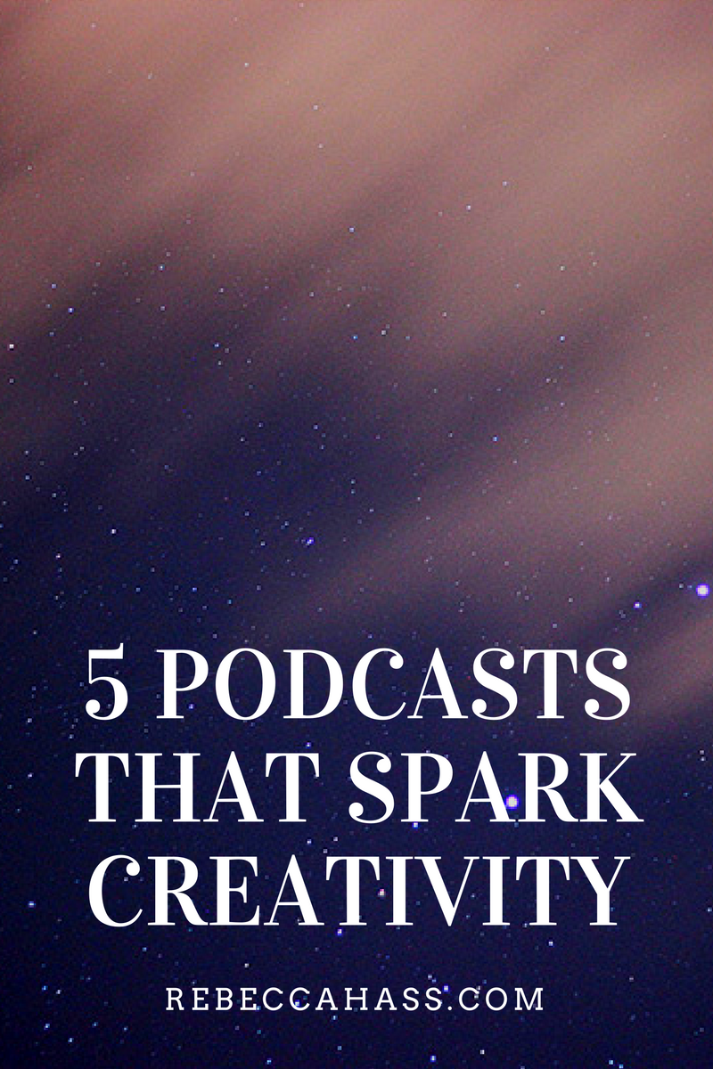 5-podcasts-that-spark-creativity