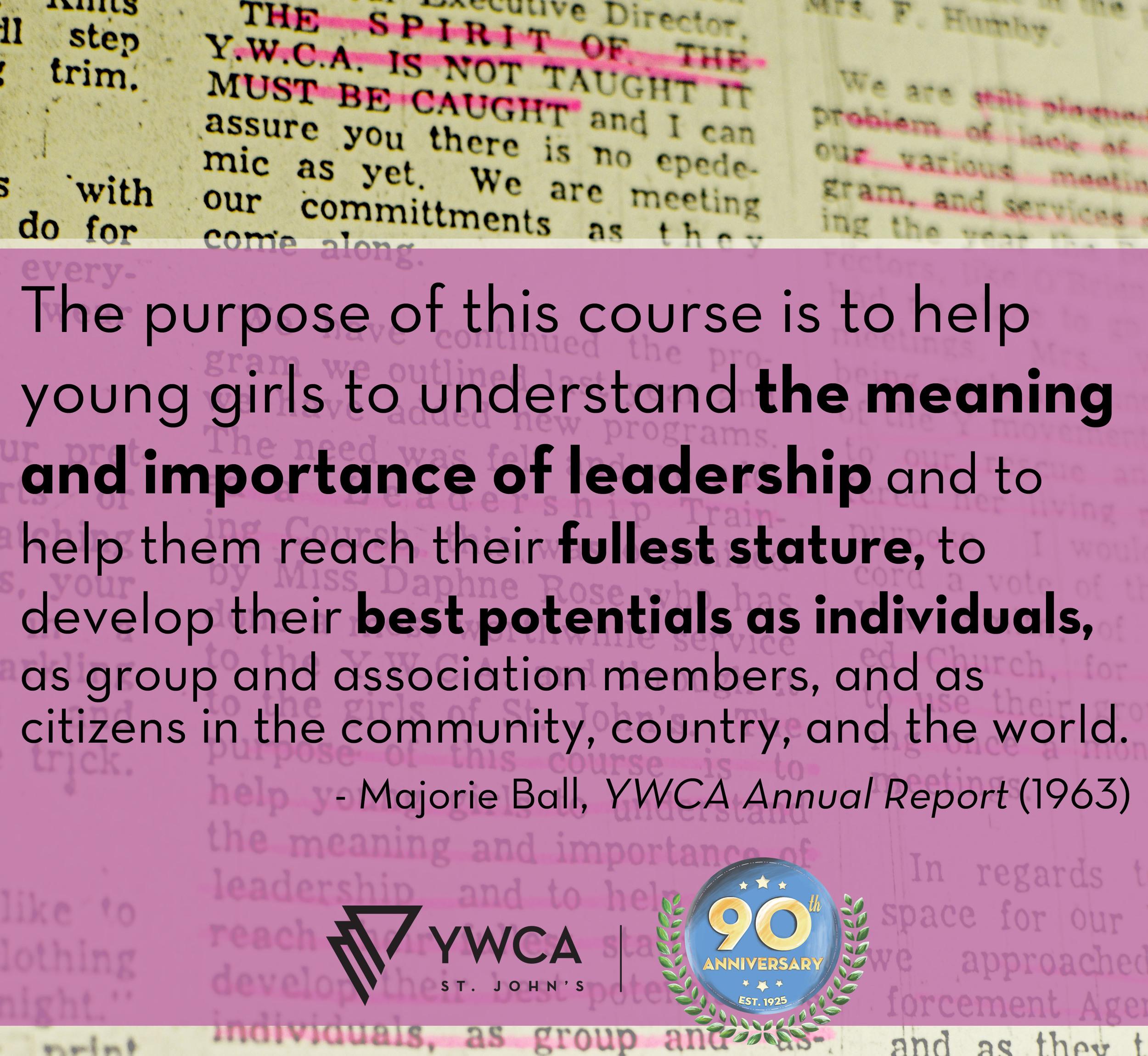 1963 Leadership Program - Marjorie Ball Quote.jpg
