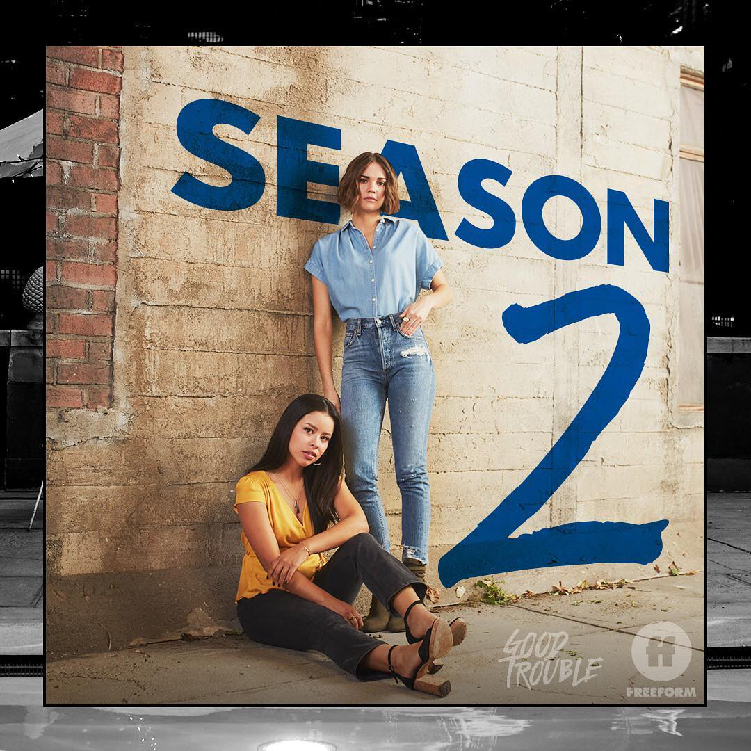 Good Trouble Season 2 Ain't It Amazing Seibold feat. BELLSAINT.jpg