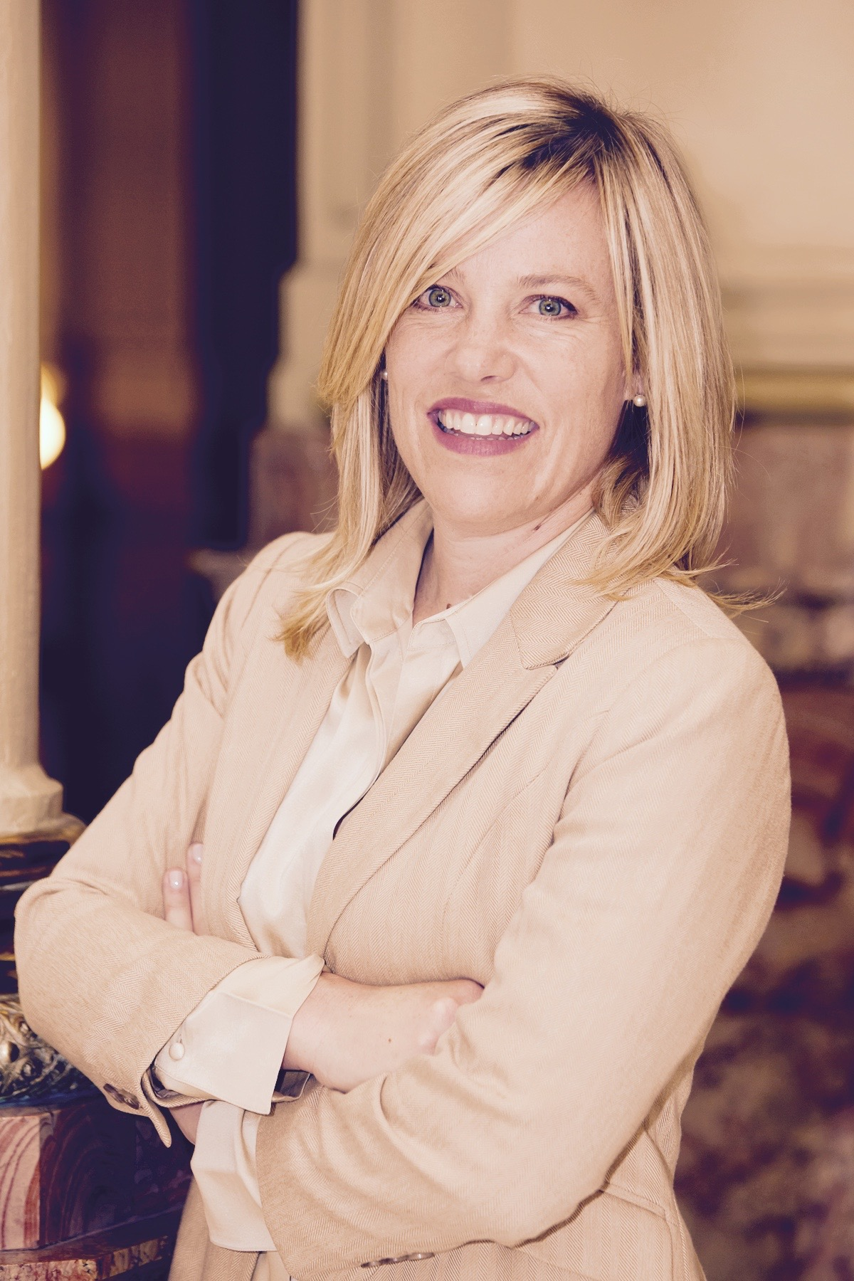 Sandra Hagen Solin - Founder and President/CEO of Capitol Solutions