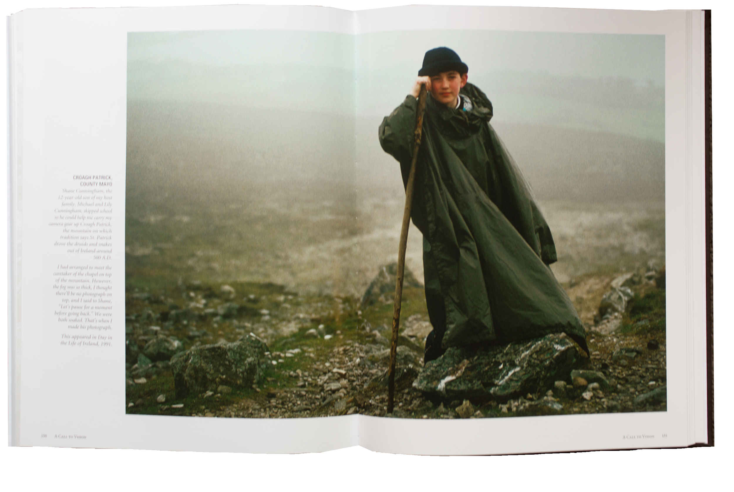 224 pages of stunning full color and black & white images