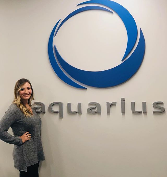 Aquarius couldn't be more excited to welcome our newest team member, Nikki Peralli! Nikki is a proud @ohio.university Bobcat and enjoys spending time with her pup and staying active! #keepingupwithaquarius #ohiouniversity #puppylove #activelifestyle #staffing #team #newfriends