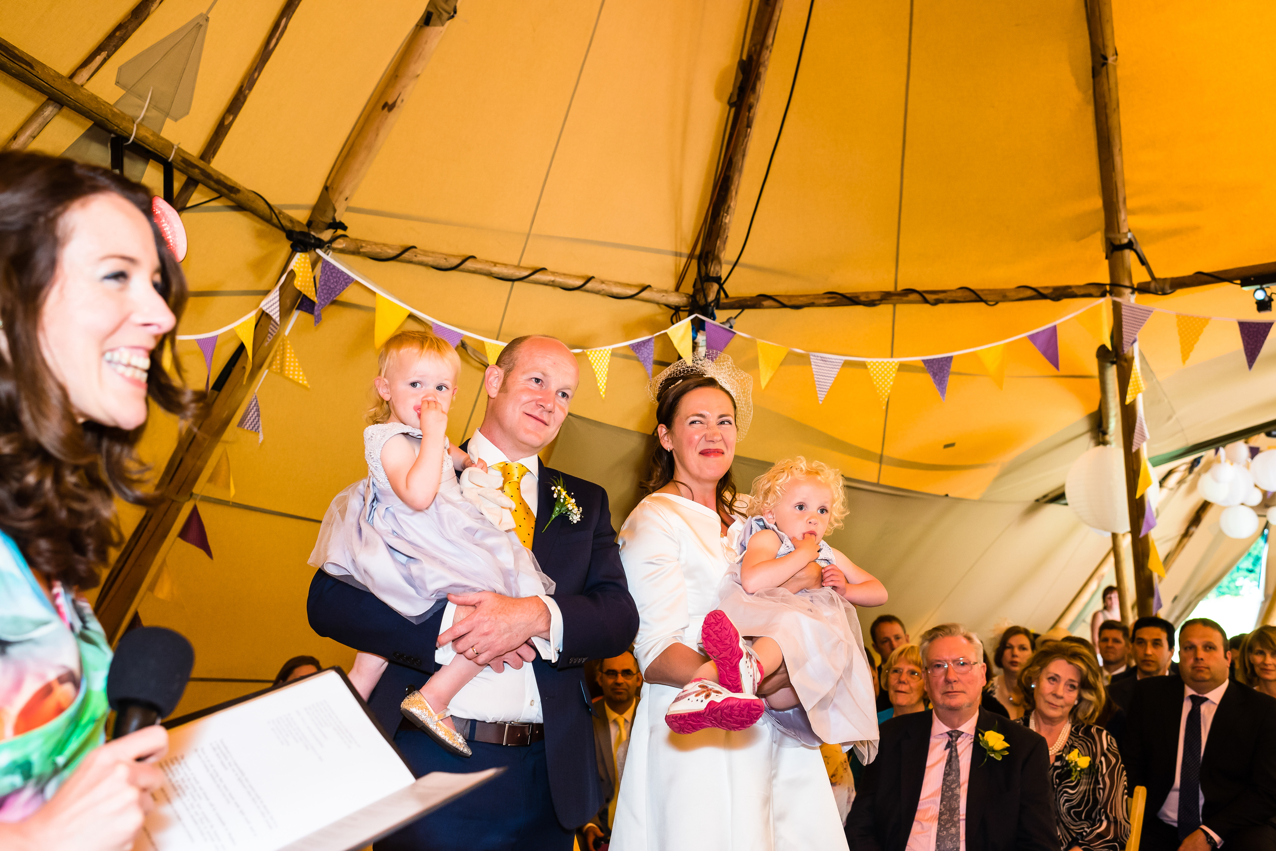 Steve & Nic - Tipi Wedding & Naming Ceremony | www.myperfectceremony.co.uk