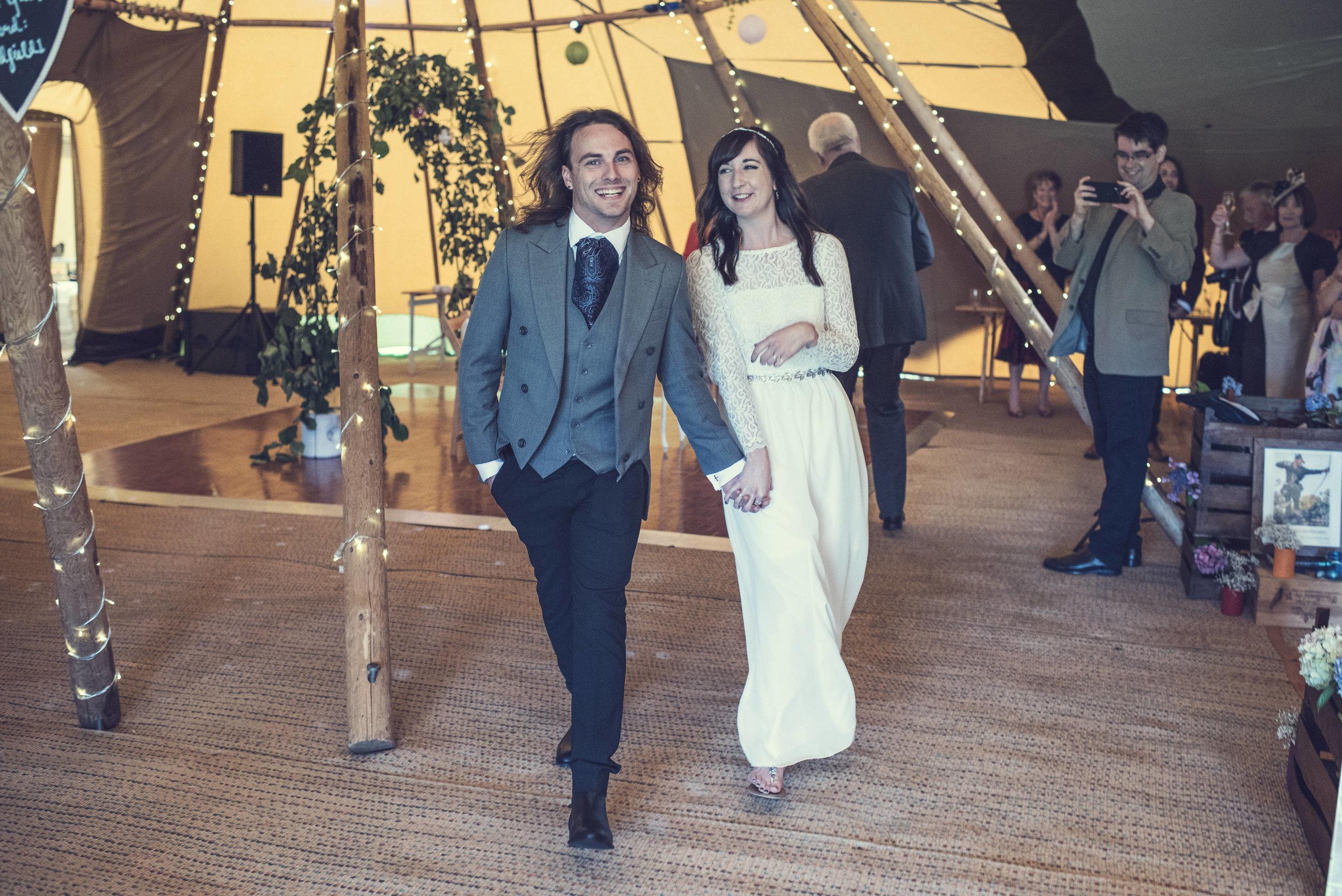 My Perfect Ceremony - Wedding Celebrant Testimonial - Adam & Victoria
