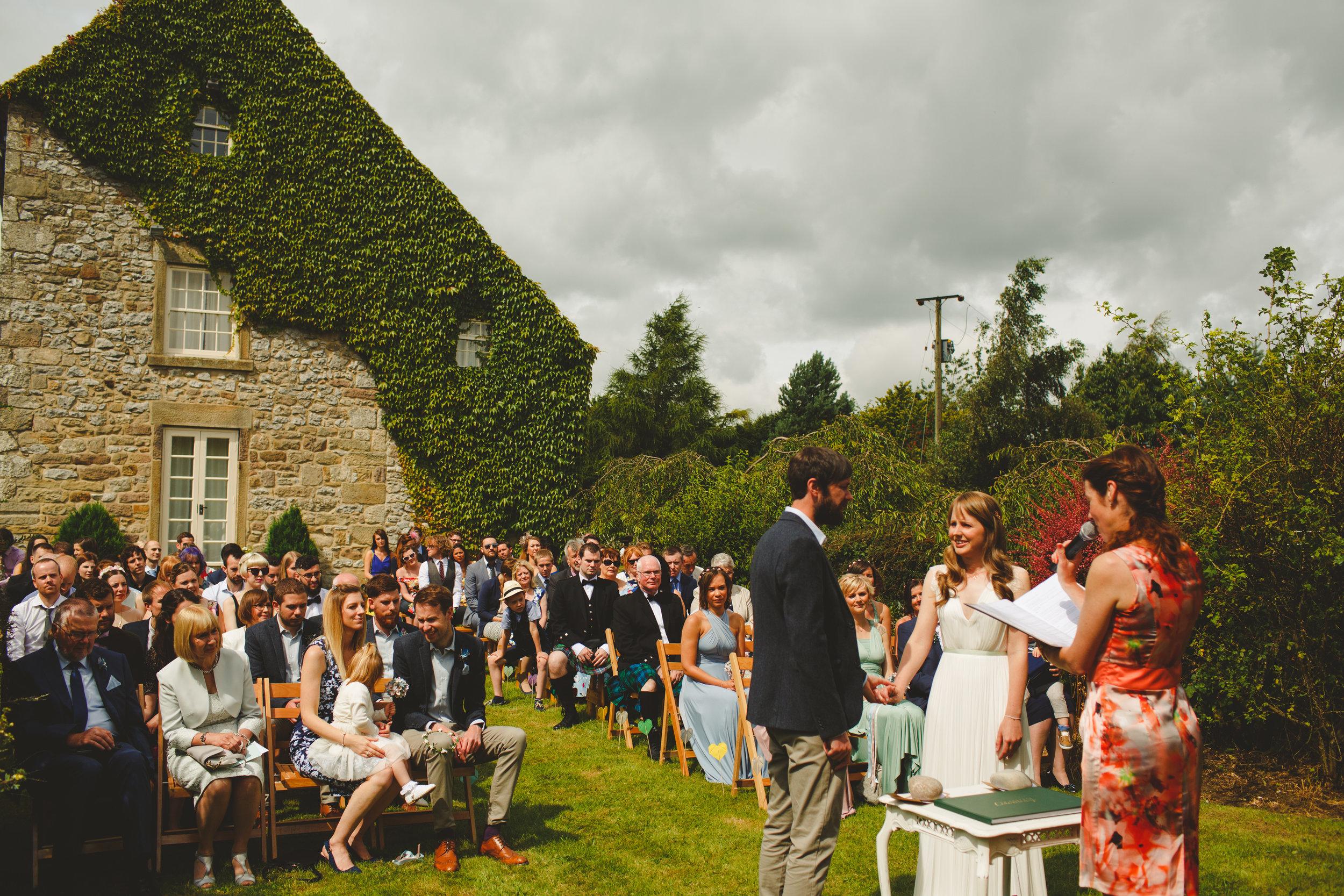 My Perfect Ceremony - Wedding Celebrant Testimonial - Ellie & Tom