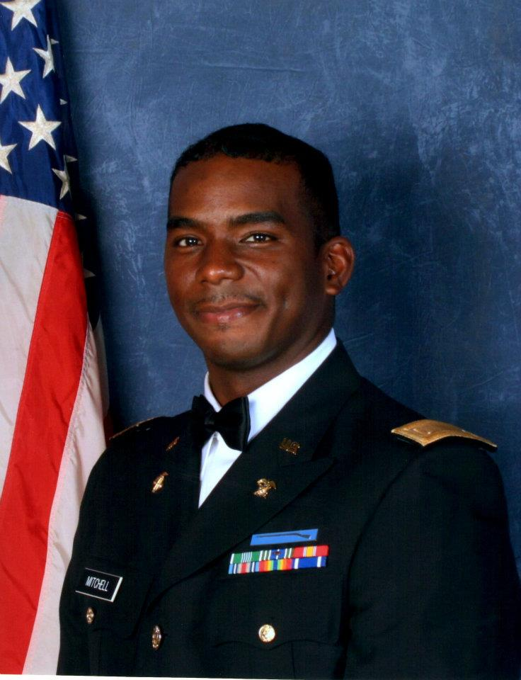 1LT Benny Mitchell - BBA, 1LT US Army