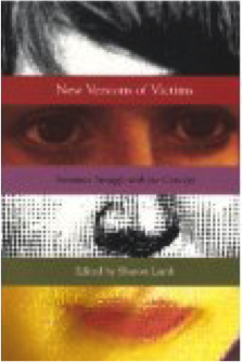 New Versions of Victims: Feminists Struggle with the  Concept  Buy here